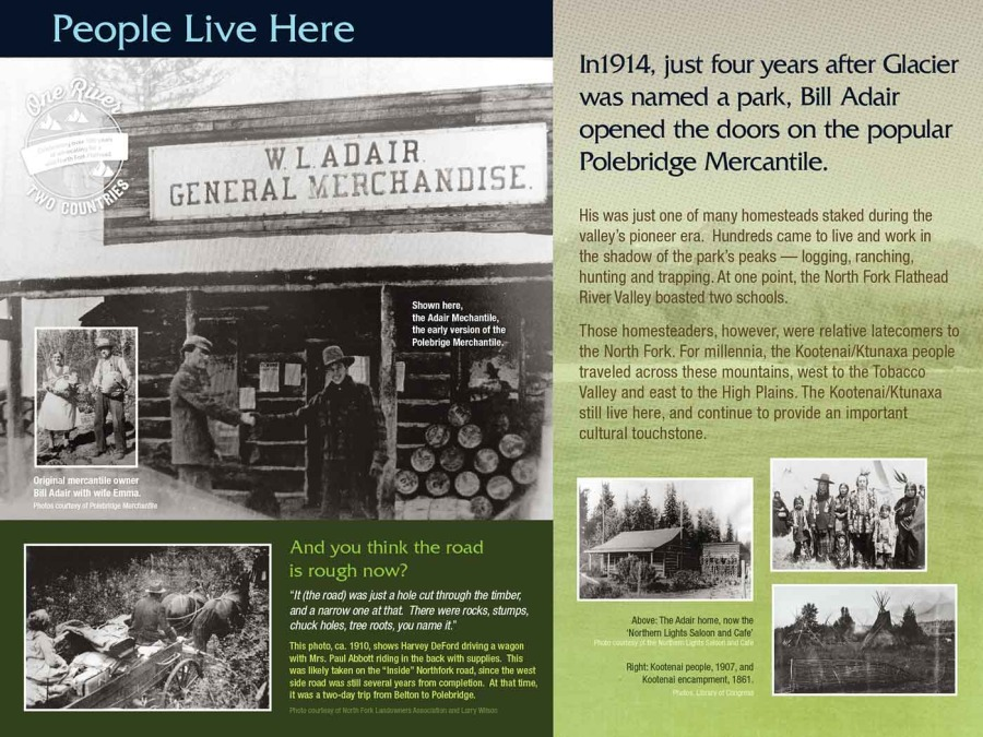 flathead river interpretive trail image 3