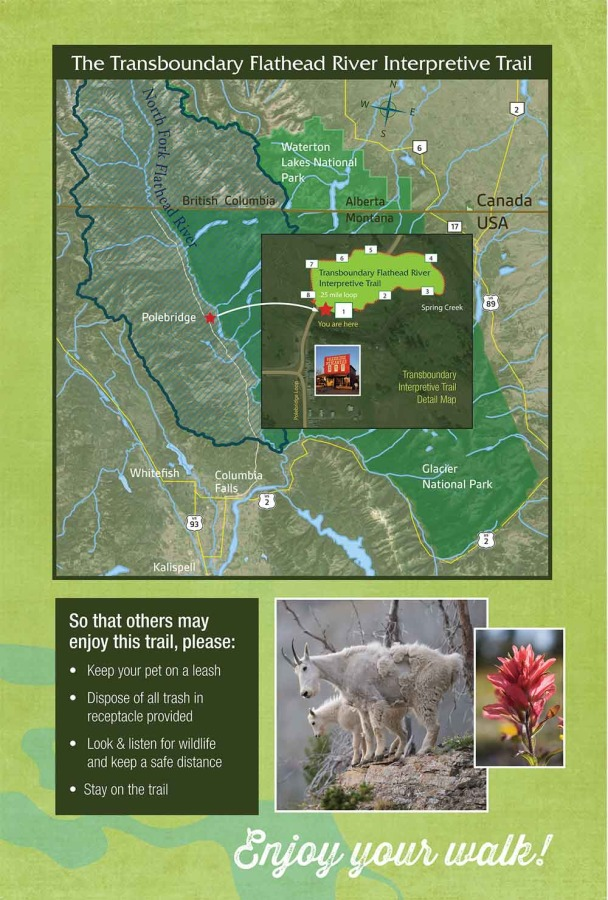 flathead river interpretive trail image 2